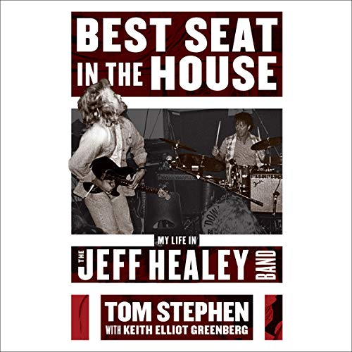 Best Seat in the House audiobook cover art