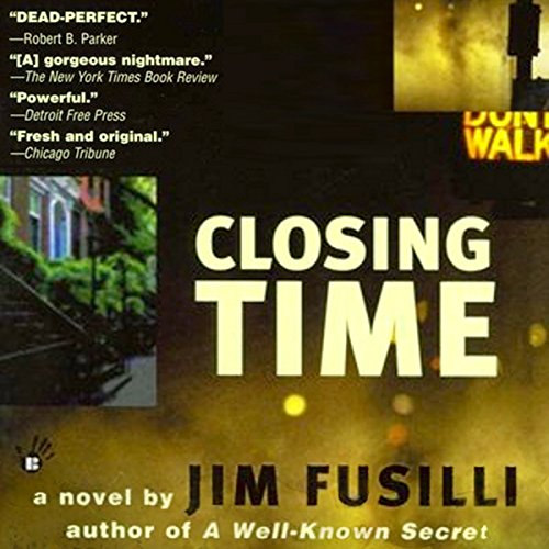 Closing Time: Terry Orr, Book 1