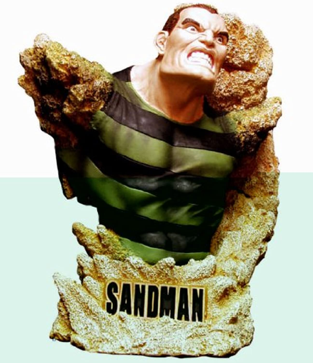 Rogues Gallery  Sandman Bust by Marvel Select