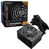 EVGA 460 BP, 80+ BRONZE 460W, 3 Year Warranty, Power Supply 100-BP-0460-K1, 450W+10W