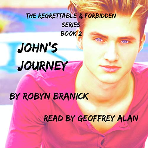 John's Journey audiobook cover art