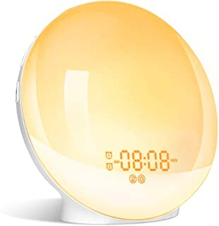 digital sunrise clock manual