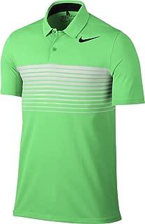 NIKE Golf Men's  Mobility Speed Stripe Polo