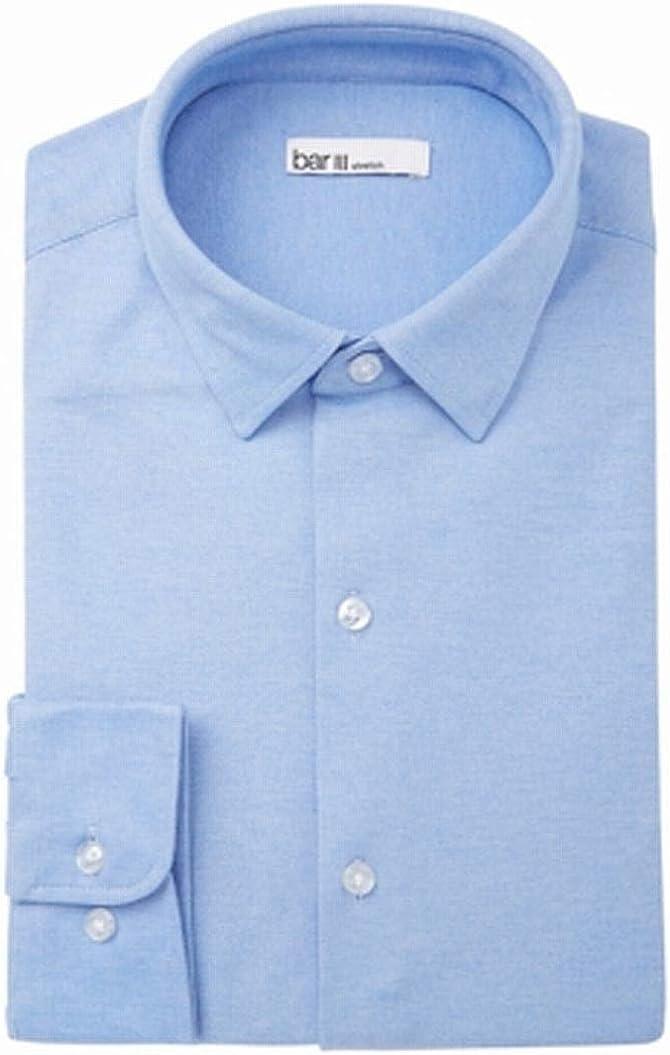 Bar III Mens Dress Shirt