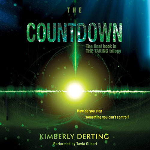 The Countdown audiobook cover art