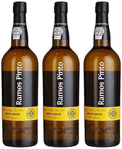 Ramos Pinto White Port (3 x 0.75 l)