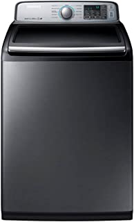 Samsung WA50M7450AP/WA50M7450AP/A4/WA50M7450AP/A4 5.0 Cu. Ft. Platinum Top Load Washer