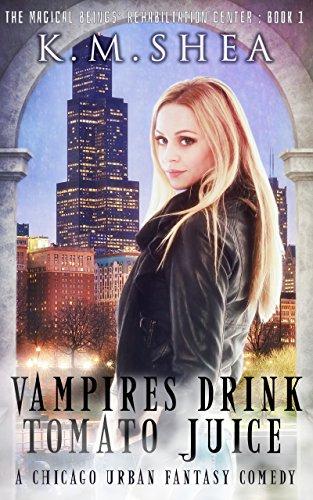 Vampires Drink Tomato Juice: A C...