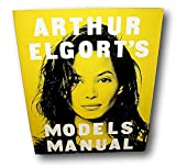 Rare -SIGNED Arthur Elgort Models Manual Fashion Photography Vogue Cindy Crawford PB