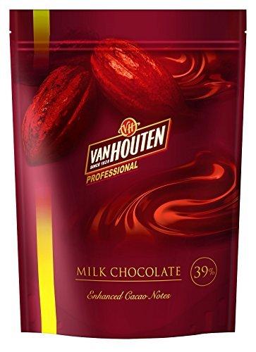 ミルクチョコレート39% 1kg /バンホーテン(2袋)