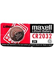 Pile Bouton Lithium CR2032 (x1)