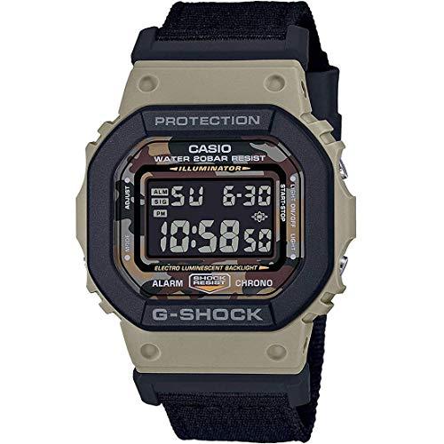 Casio G-Shock DW5610SUS-5 Men's Digital Watch Brown