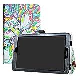 Huawei MediaPad M5 Lite 2019 Case,LFDZ Slim Folio Folding