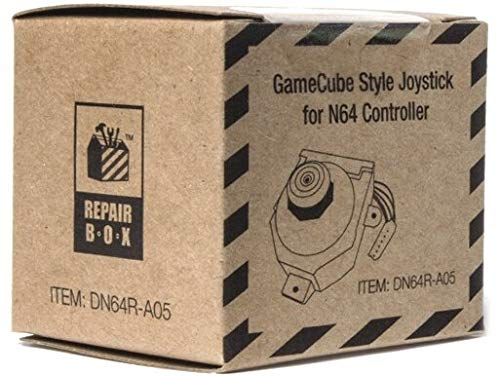 N64 Replacement Joystick GameCube Style, High Sensitivity by RepairBox