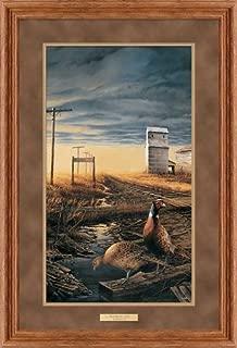 Prairie Skyline Framed Pinnacle Print by Terry Redlin