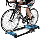 LXVY Rodillo Bicicleta, Rodillo de Entrenador de Bicicleta para Entrenador de Interior, Rodillos de Bicicleta Bicicleta Plegable Bicicleta Entrenador de Soporte de Entrenamiento