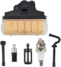 HONEYRAIN MS250 Air Filter Tune up Kit for STIHL MS250 MS210 MS230 021 023 025 MS250C Chainsaw with Spark Plug Fuel Filter Oil Filter