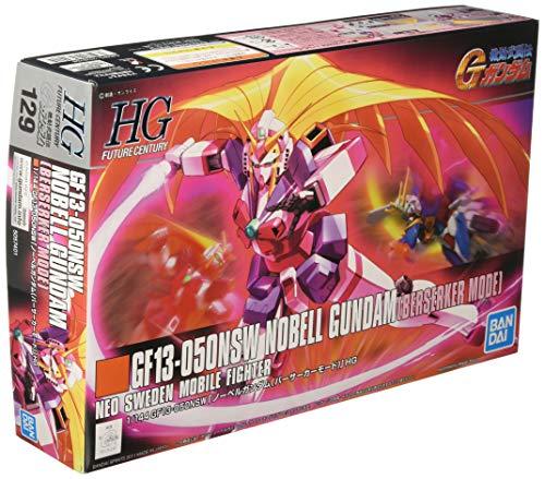 """HGFC 1/144 Nobel Gundam Berserker Mode Plastic Model from """"Mobile Fighter G Gundam"""""""