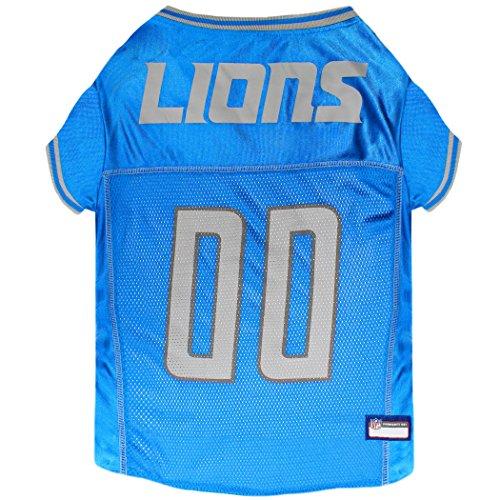 NFL DETROIT LIONS DOG Jersey, X-Large