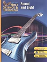 Holt Science And Technology Sound And Light