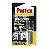 Pattex Barrita arreglatodo, masilla adhesiva para sellar, pegar, metal, 48gr
