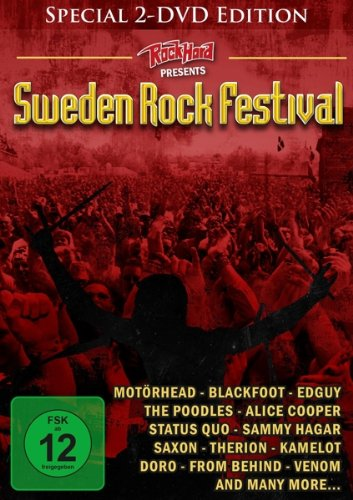 Sweden Rock Festival [Special Edition] [2 DVDs]