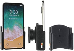 Brodit Passive Adjustable holder for iPhone X, iPhone XR & iPhone XS