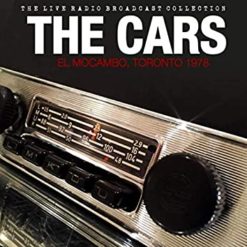 The Cars - El Mocambo, Toronto 9-14-78