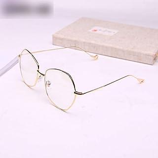 f4fd1b2867 Anglayif Gafas de Moda Gafas con Montura de Marco óptico Lente Transparente  Unisex Elegante Sin Receta