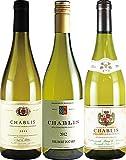 シャブリ 白ワイン 飲み比べ 750ml 3本セット …