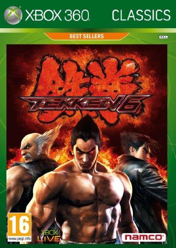 [UK-Import]Tekken 6 Game (Classics) XBOX 360