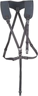 Neotech Acoustic Harness, Black, Regular Guitar Strap (8501162)