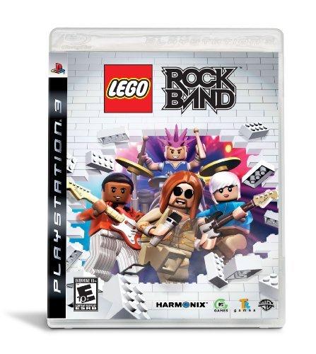 Lego: Rock Band [PlayStation 3] by Warner Bros