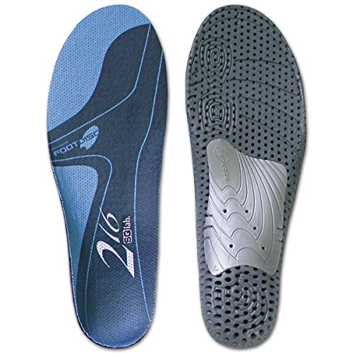 SQlab Schuhzubehör 216 Einlegesohle blau (Größe: 41,5-43,5)