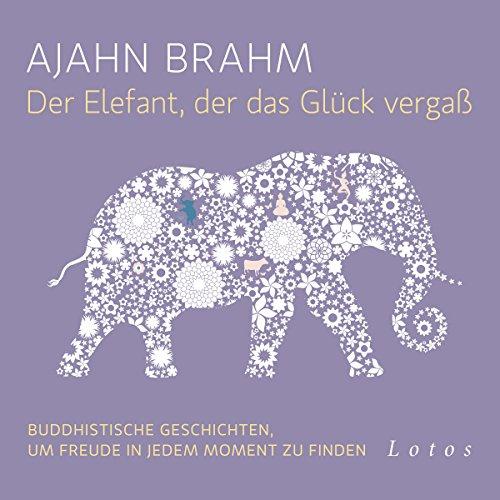 Der Elefant, der das Glück vergaß audiobook cover art