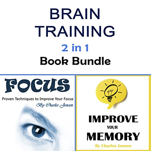 Brain Training audiobook cover art