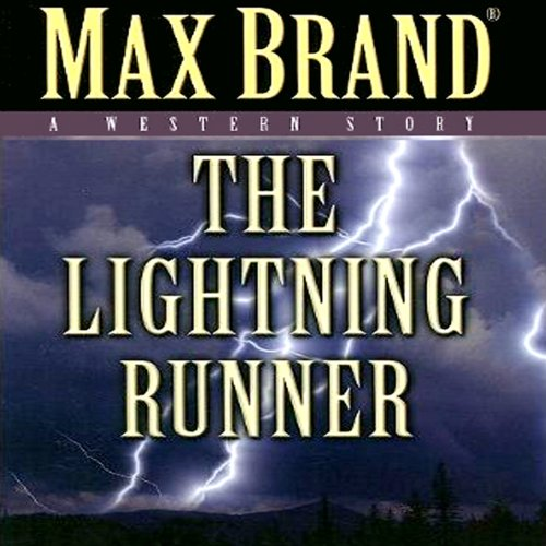 The Lightning Runner audiobook cover art