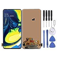 携帯電話修理部品 Galaxy A80 A90 A805FのLCDスクリーンおよびデジタイザフルアセンブリ