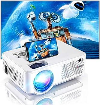 BOMAKER C9-5 200-Lumens Movie Projector