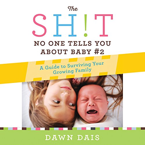The Sh!t No One Tells You About Baby #2 audiobook cover art