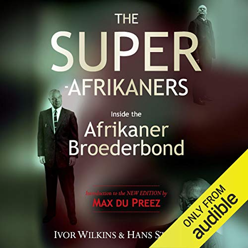 The Super-Afrikaners cover art