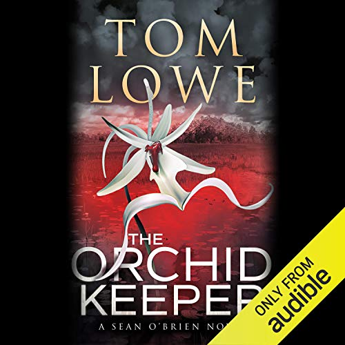 The Orchid Keeper cover art