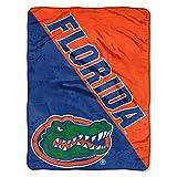 The Northwest Company Florida Gators 'Halftone' Micro Raschel Throw Blanket, 46' x 60' , Blue