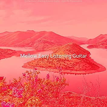 Stellar Easy Listening Acoustic Guitar - Bgm for Rejuvenation