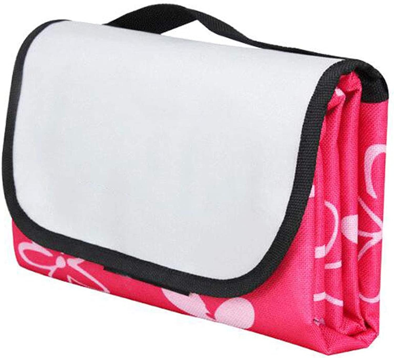 Outdoor Portable Picnic Blanket MoistureProof Waterproof Oxford Cloth Mats Travel Camping Beach Barbecue