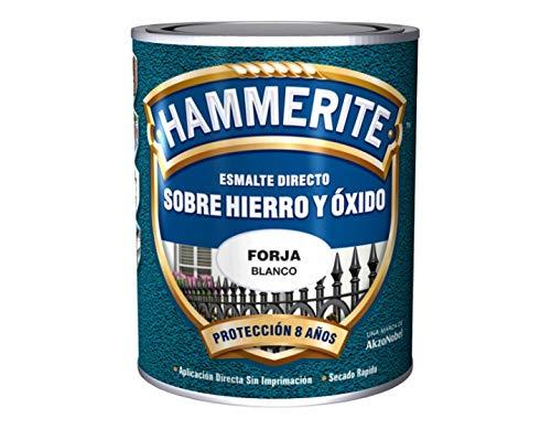 Esmalte Antioxidante Blanco Marca HAMMERITE