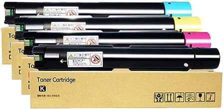 Reemplazo Compatible Cartuchos De Tóner para XEROX 006R01457 006R01460 006R01459 006R01458 Cartucho De Tóner para XEROX WORKCENTRE 7120 7125 7220 7225 Toner,4colors