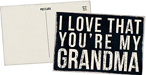 This 80th birthday gift ideas for your grandma on the wall reminds grandma know how much you care.