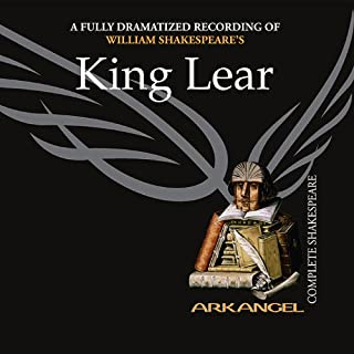 Couverture de King Lear