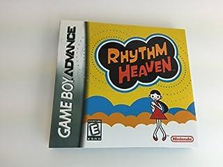 Rhythm Heaven - Game Boy Advance - Nintendo - Homebrew / Fan Translation